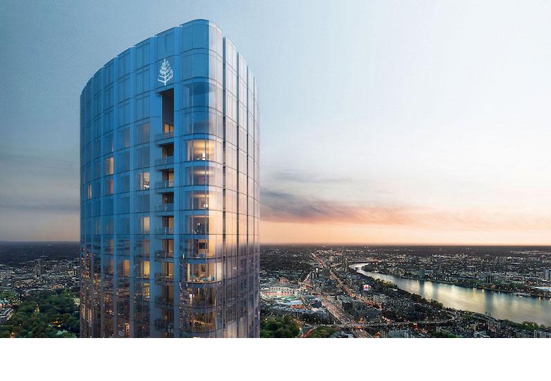 The Four Seasons Opens in New Boston Skyscraper