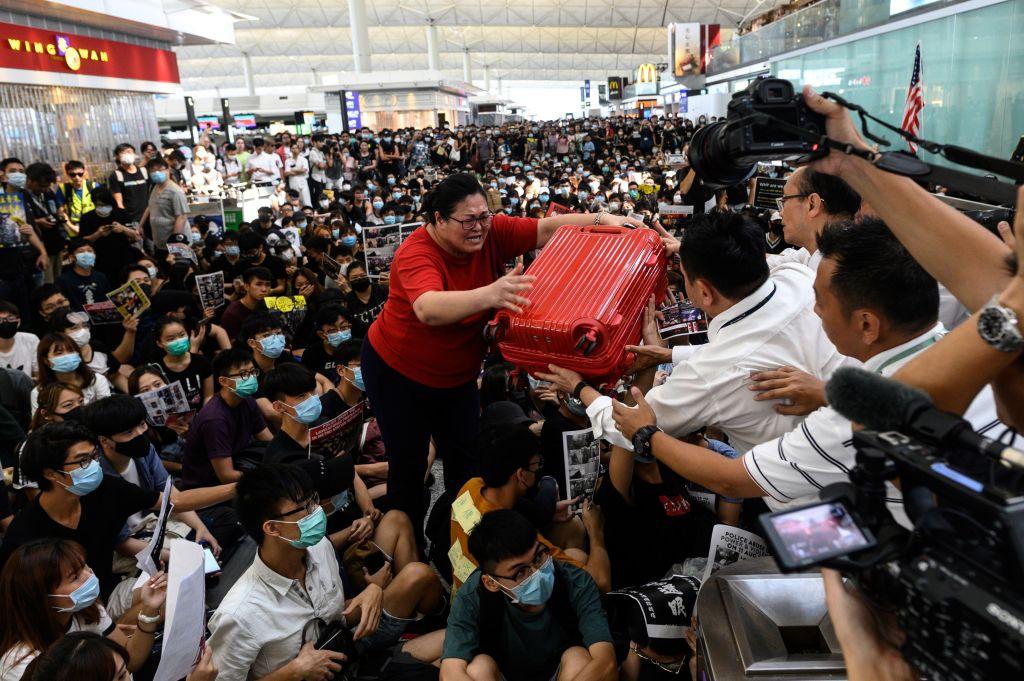 Hong Kong Airport Shut Down: What Can Planners Do?
