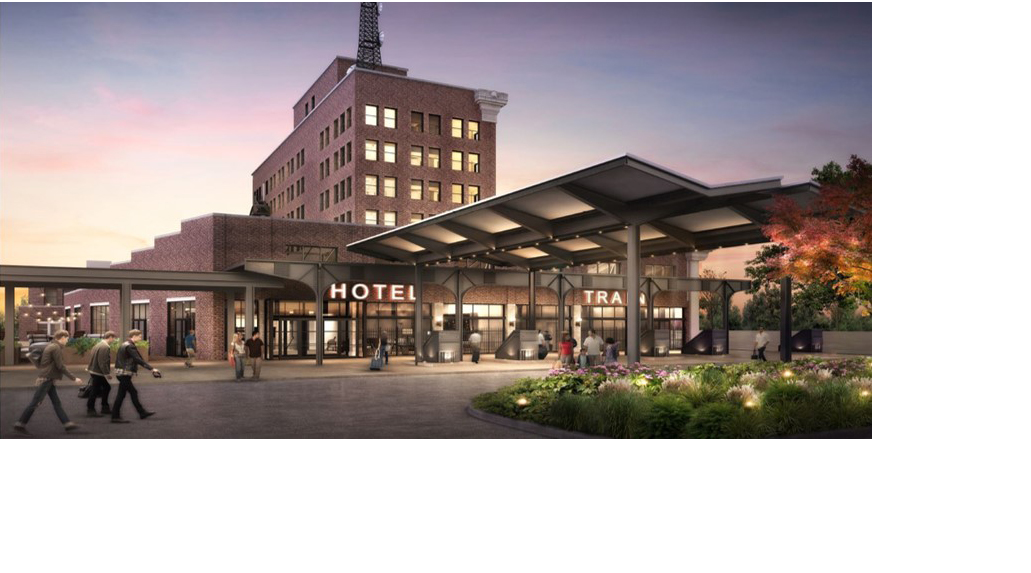 Renovated Railroad Station Delivers New Guest Rooms to Memphis
