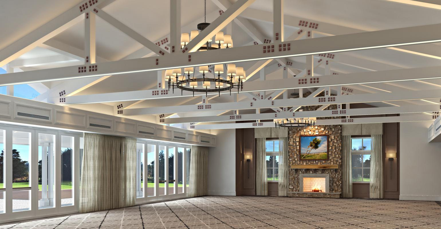 More Meeting E Rooms At The Lodge Pebble Beach