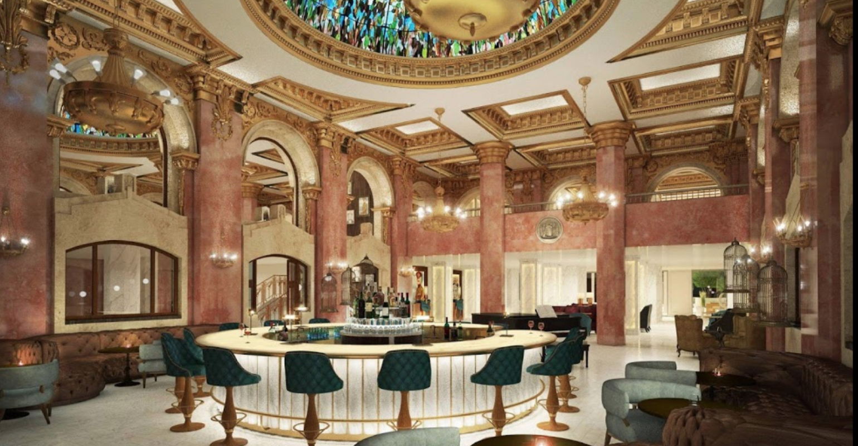 Century Old Hotel Has The Latest Covid Killing Tech Meetingsnet