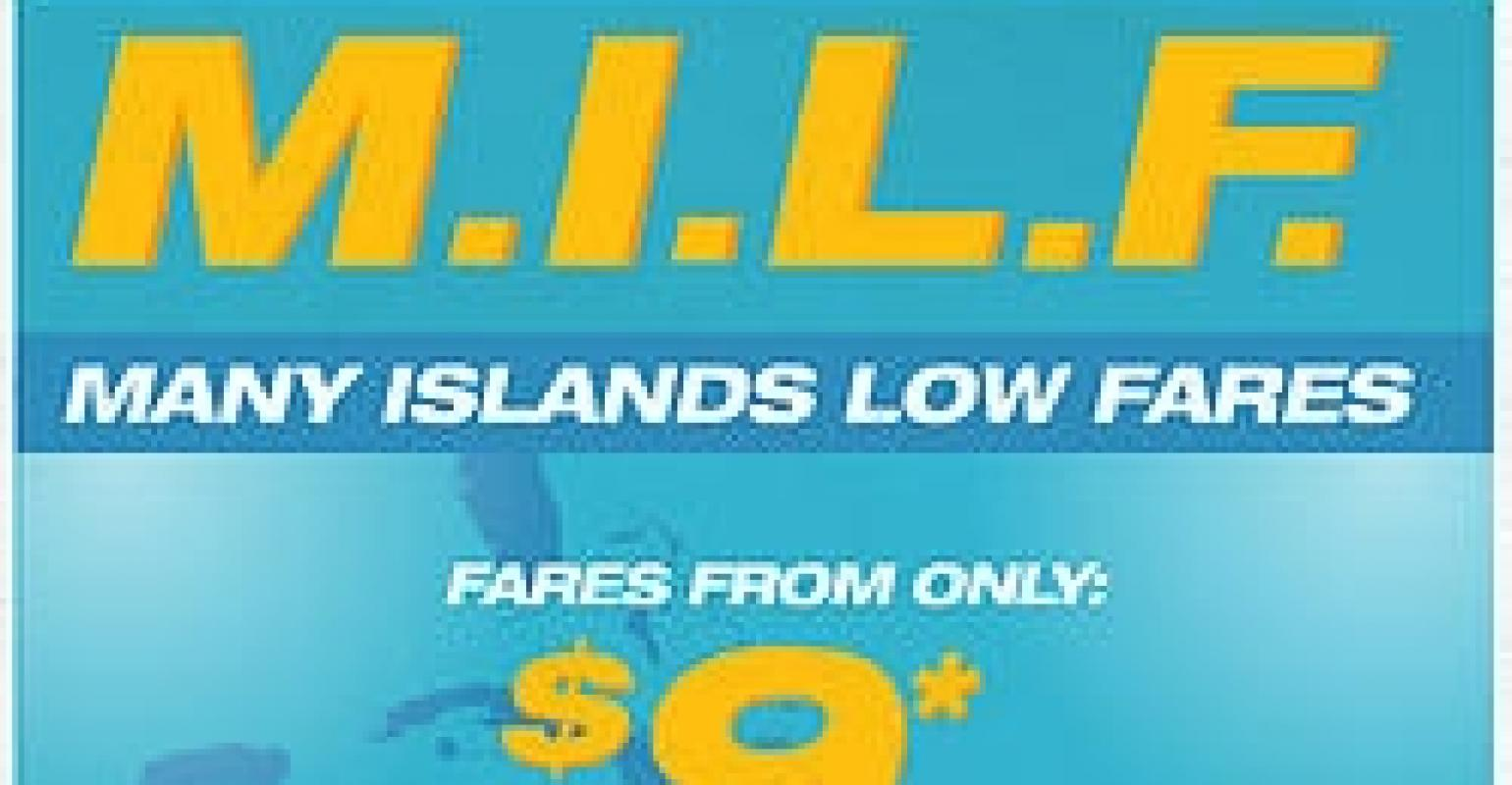 Airline Milf sleazy airline promos | meetingsnet