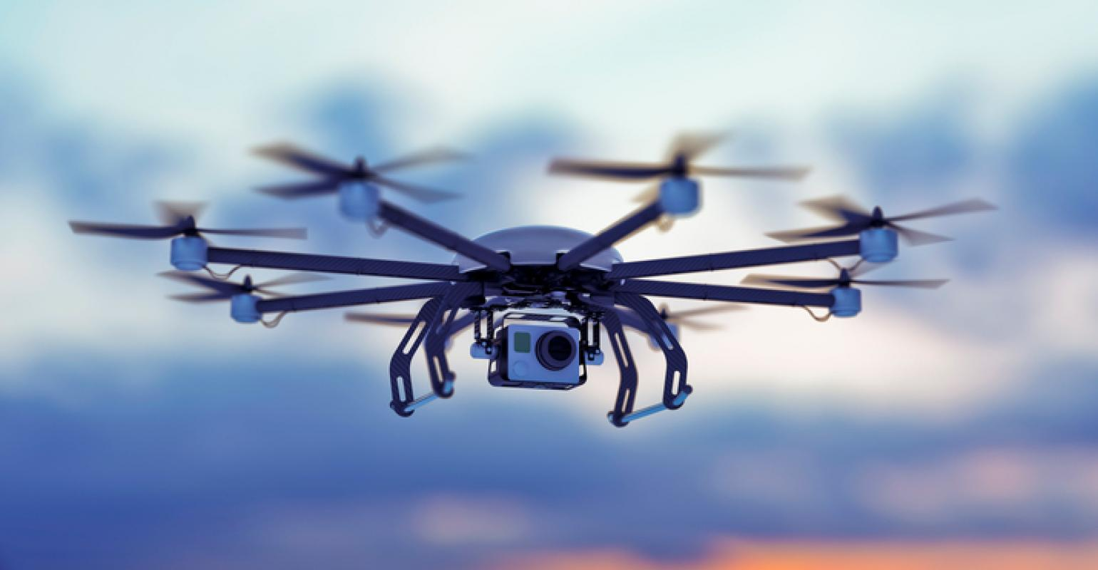 Drones Are Moving Into Events | at the Speed of Flight | MeetingsNet