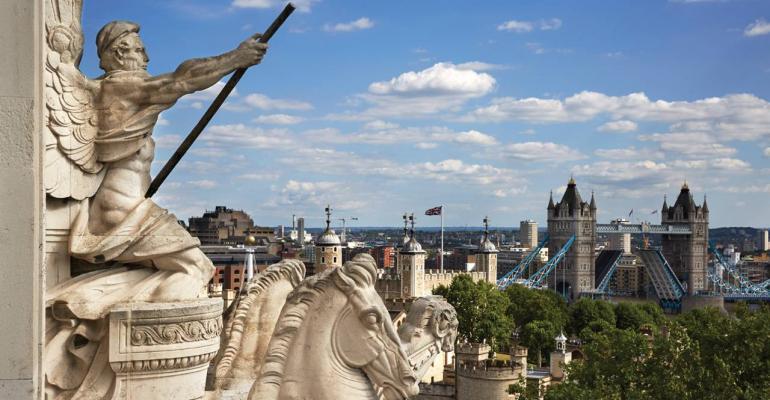 London from 10 Trinity