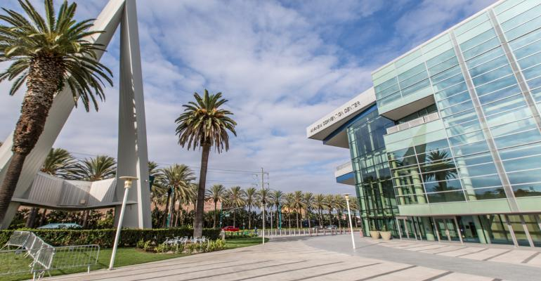 Anaheim Convention Center's new expansion, ACC North