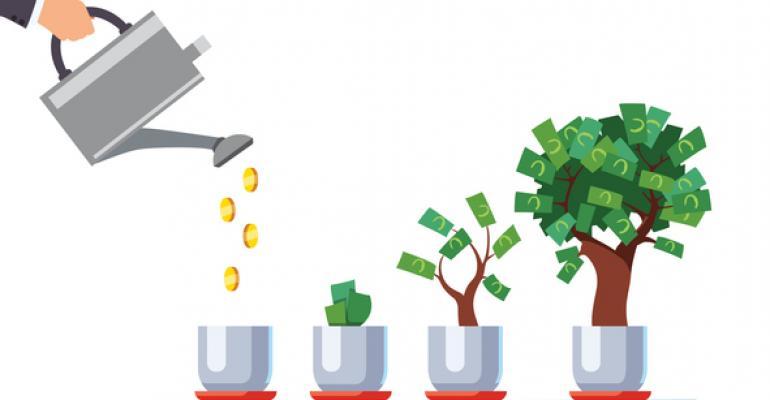 association revenue growth