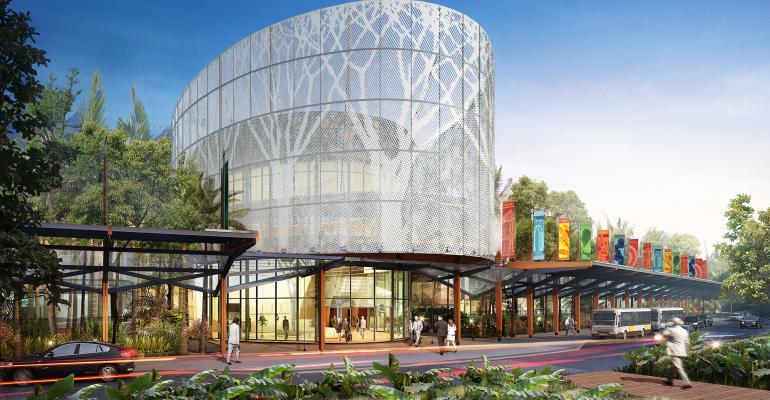 Costa Rica Convention Center rendering