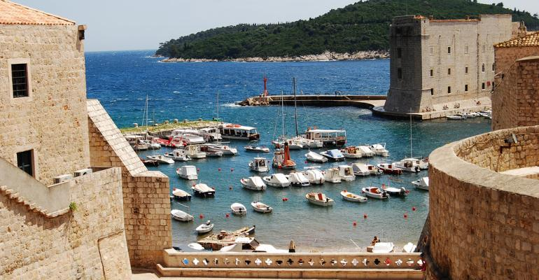 Apax Partners39 Meghan Schilt calls Dubrovnik ldquothe next big thingrdquo for a number of reasons including its history fabulous location on the Adriatic Sea and relative anonymity with US groupsnbspnbspnbspnbsp ldquoWhenever I mention it people get excitedrdquo she says ldquoEveryone who has been there falls in loverdquonbspnbspnbspnbsp One way to acquaint groups is to take them on the cable car ride up Mount Srdj high above the city where they can get the