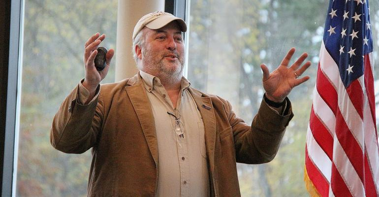 Dr. Eric Fretz, University of Michigan
