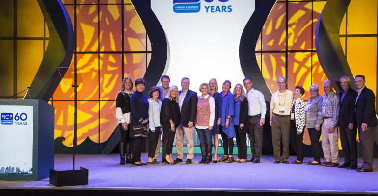FICP celebrates decades of past leadership at its 2017 Annual Conference in San Diego.