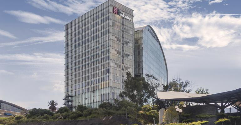 Hilton Opens First Dual Brand Property In Mexico Meetingsnet