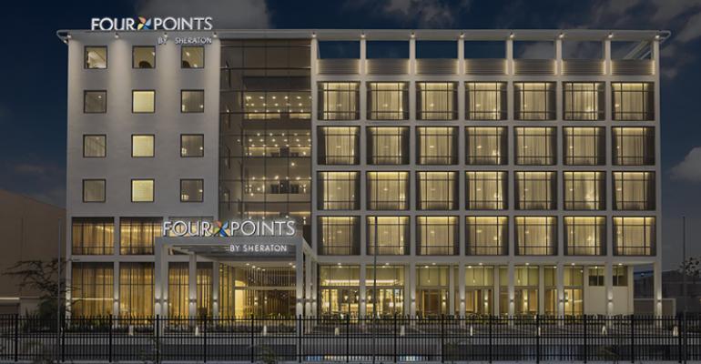 Four Points by Sheraton Nairobi