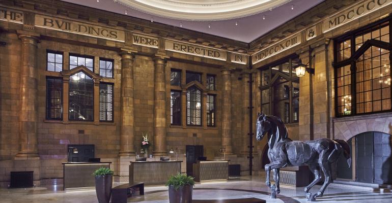Principal Hotel, Manchester