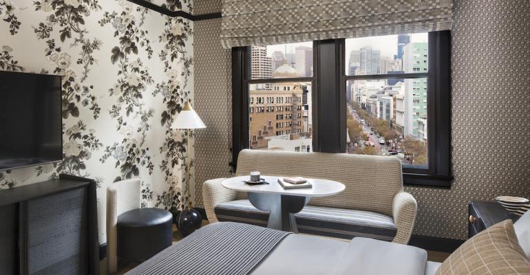 The Proper Hotel San Francisco