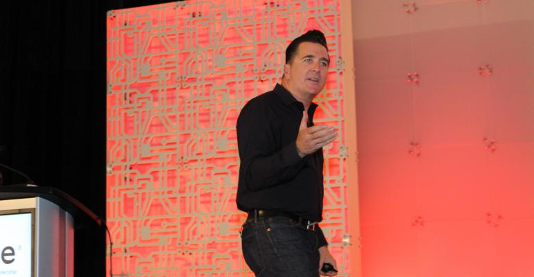 NASA rocket scientist and author Adam Steltzner kicked off the ASAE Technology Conference