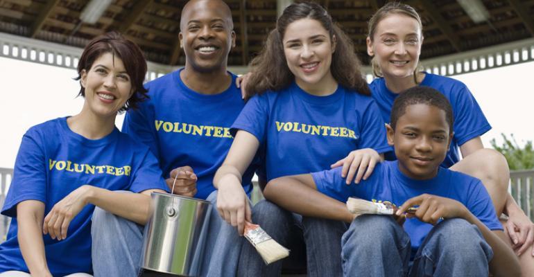 csr volunteer