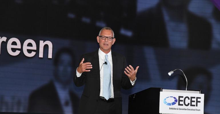 John Barrett at ECEF 2018