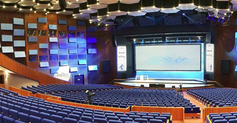 World Forum, The Hague