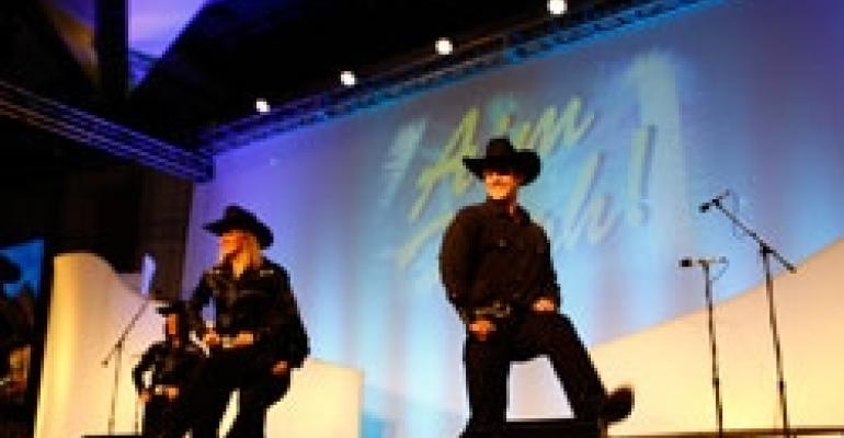 Fort Worth Woos, Wows RCMA Attendees