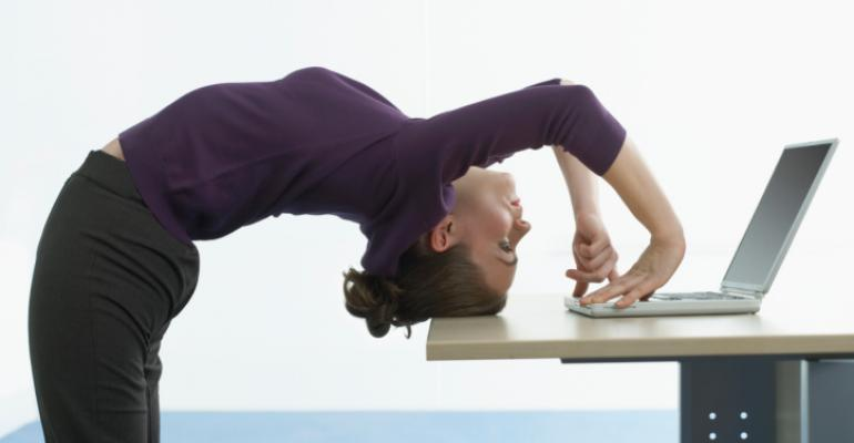 Get In Shape with these Meeting Planner Calisthenics