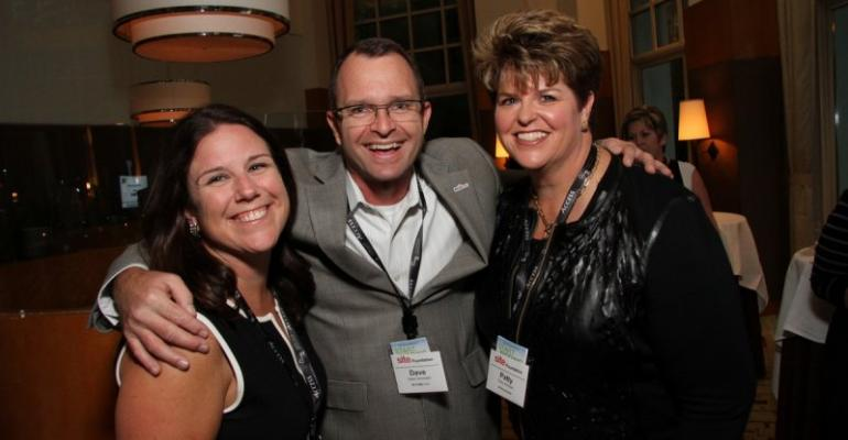 Swanky Swans and Prize Planners: The 2014 CMI 25 Reception
