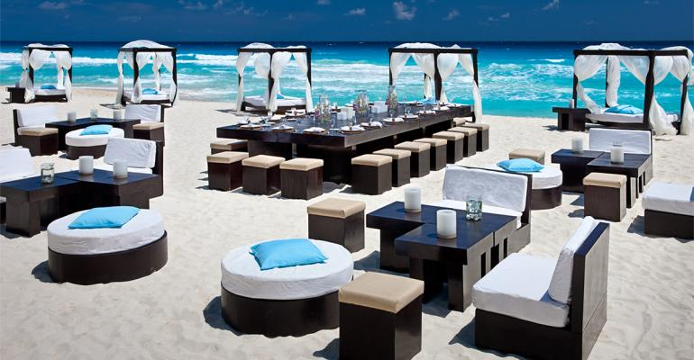 On Location: The Marriott Cancun Collection