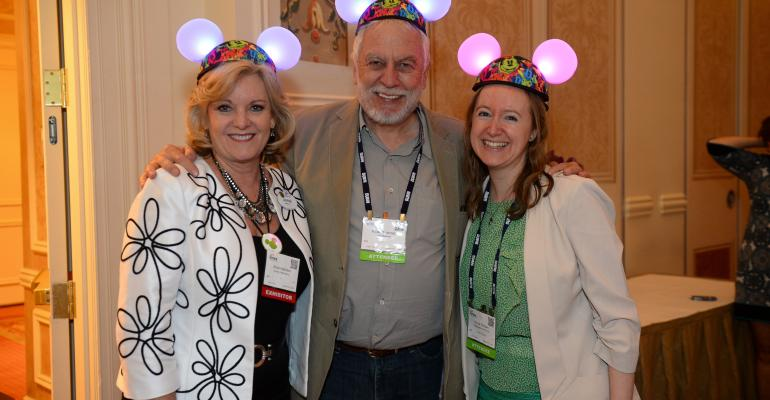 IMEX America: A Roundup of the Week in Pictures