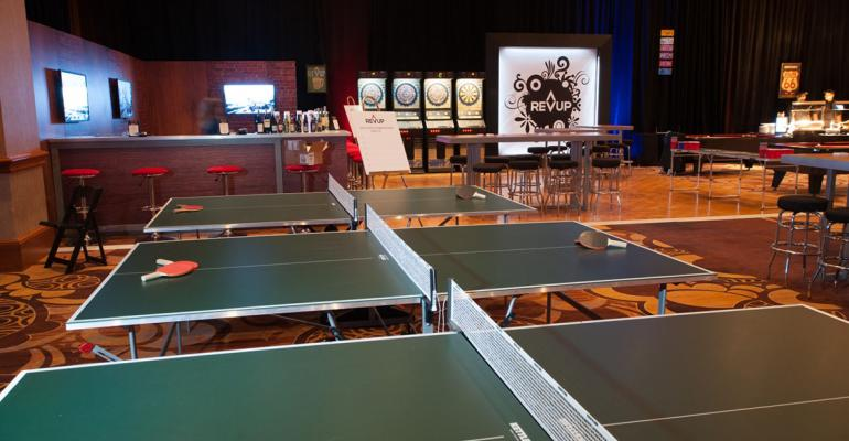 Event Idea: A Dive Bar for VIPs