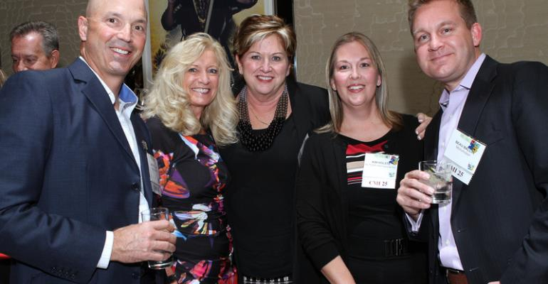 A Who's Who of Big Independents: The CMI 25 Reception 2016