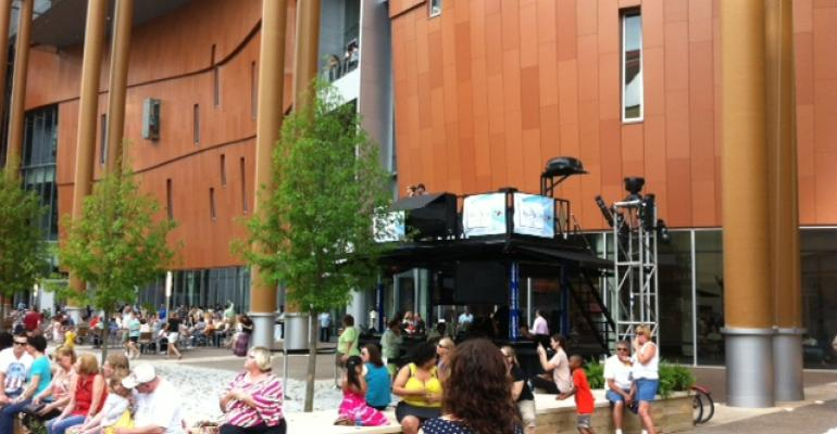Gallery: Photos from the Nashville Music City Center Grand Opening
