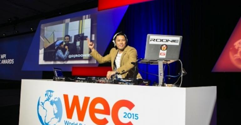 On the Scene at MPI's World Education Conference 2015