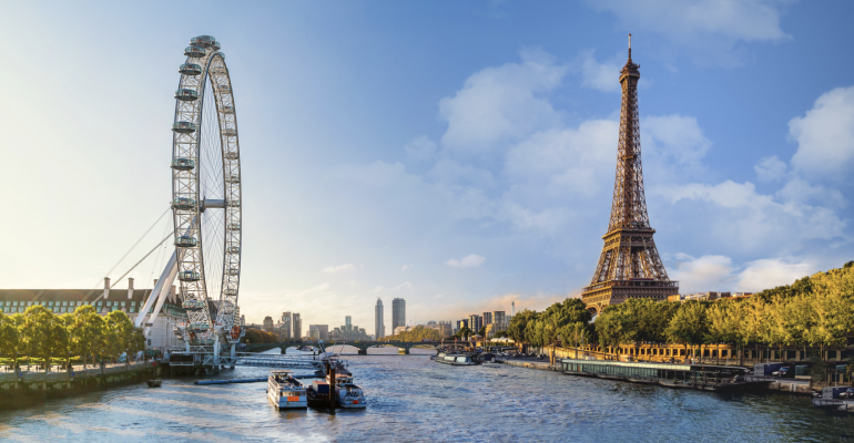 london paris incentives