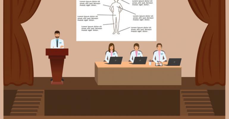 medical meeting
