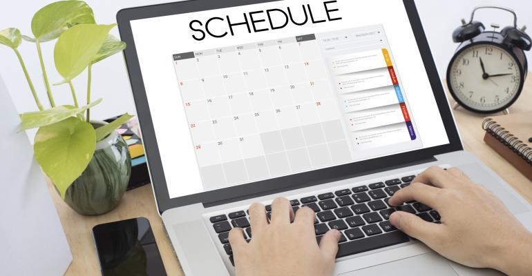 scheduling on a computer