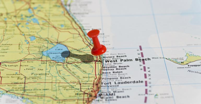 south florida map