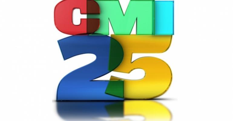 The 2010 CMI 25