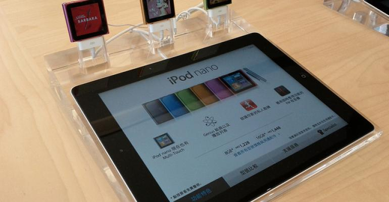Electronics Top the List of Merchandise Incentives