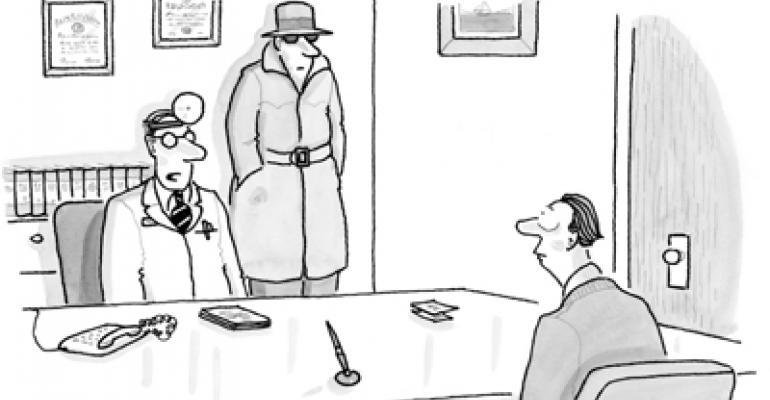 Caption this New Yorker cartoon
