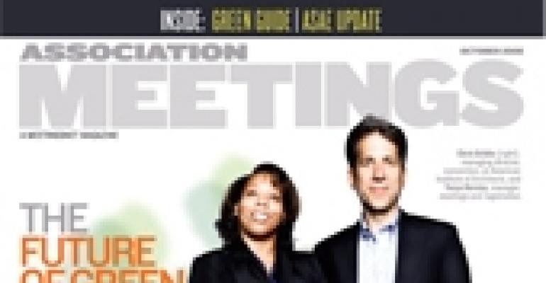 When Associations Green Their Meetings, Hotels Get Greener, Too