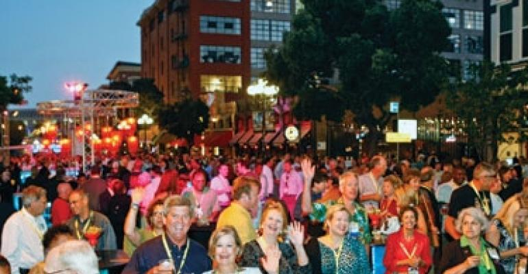 Report from the 2008 ASAE Annual Meeting