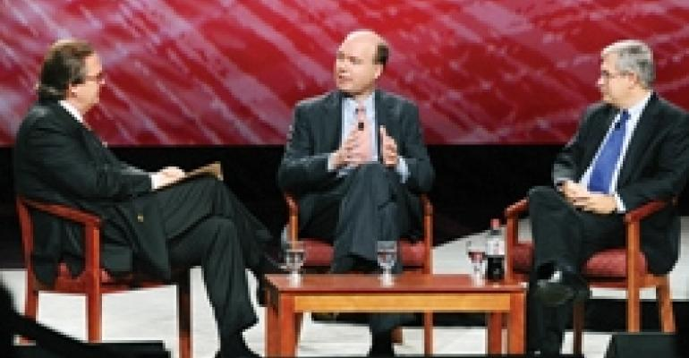 Airline Execs Discuss Meetings and Air Travel