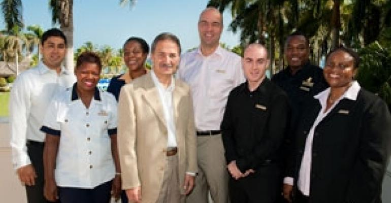 Ritz-Carlton Affirms Commitment to Insurance Niche