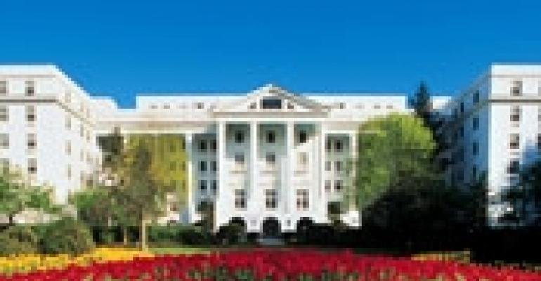 Gaming, Greenbrier-style
