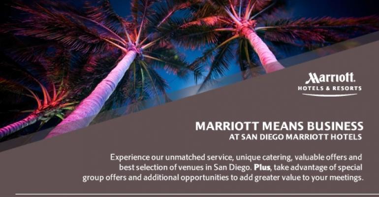 San Diego Marriott Hotel and Marina