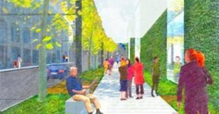 New Green Space at Sheraton Seattle to Offer Urban Oasis