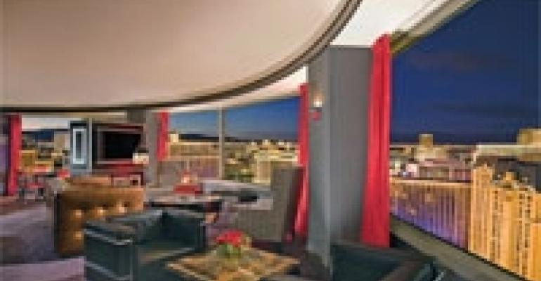 Planet Hollywood Joins Harrah's