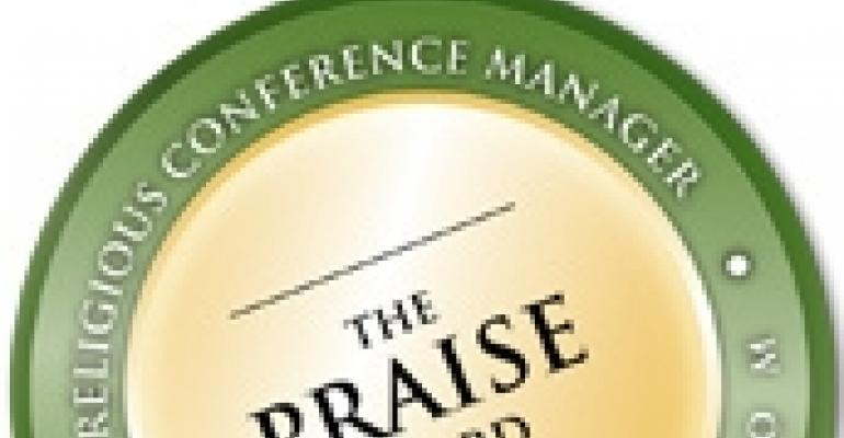 Religious Conference Manager 2013 Praise Award