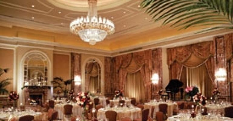 Salt Lake City's Grand America Hotel Ideal for Meetings/Access to the Ski Slopes