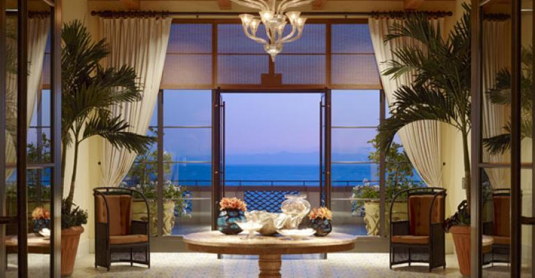 Terraneas stunning lobby