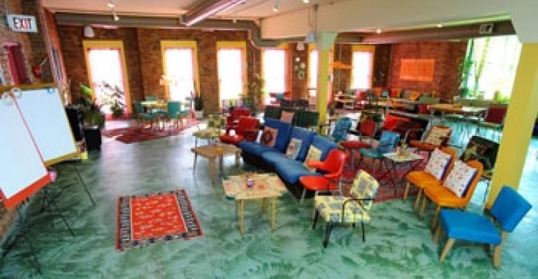 Creative Meetings Happen in Creative Spaces